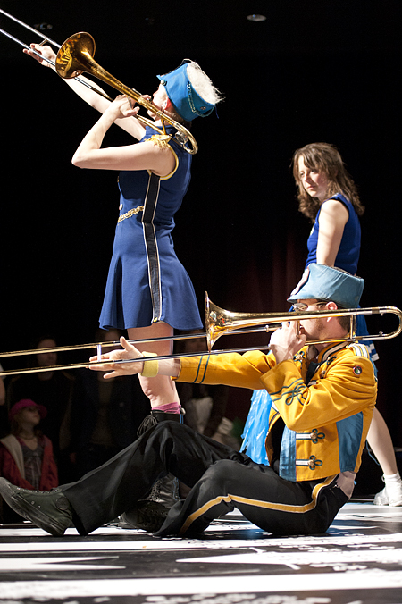 mucca pazza at pifa by albert yee